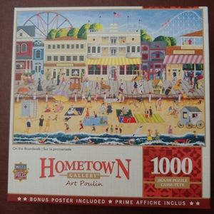 On The Boardwalk Puzzle